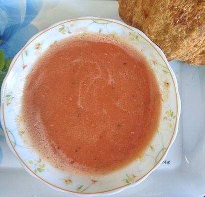 Pomato Potato Tomato Soup Recipe