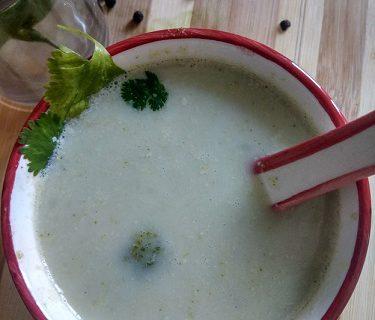 Broccoli Soup Veg Recipe