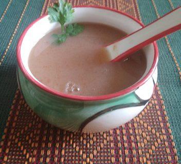 Sweet Potato Healthy Soup Recipe