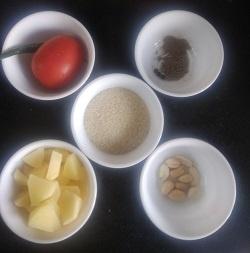 Samvat Oulao Samak Rice Navratri recipe
