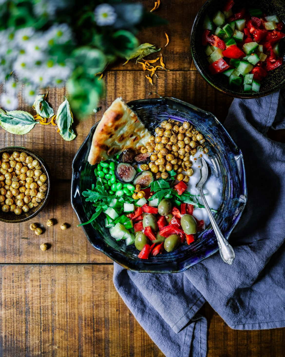 Chickpea (Choley) A food for taste and weight