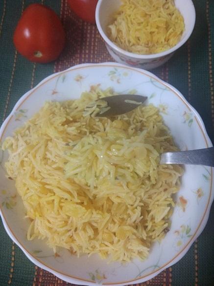 Khari Dal Chawal Khichdi recipe