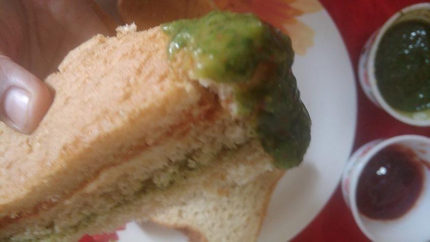Tiranga Sandwich | Chutney Sandwich | Tri -colour Sandwich